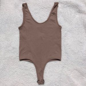 Mendocino Nude Bodysuit